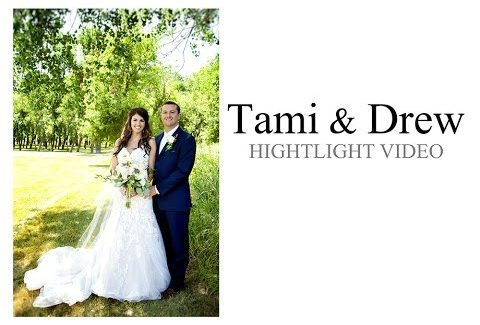 Tami and Drew Wedding Highlights